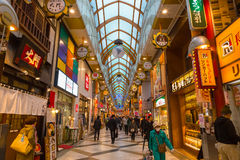 Nakano Broadway στο Τόκιο, Ιαπωνία Στοκ Φωτογραφίες