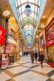 Nakano Broadway στο Τόκιο, Ιαπωνία Στοκ φωτογραφία με δικαίωμα ελεύθερης χρήσης