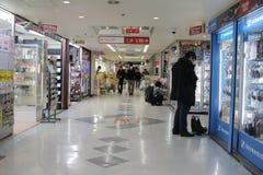 Nakano shopping mall at tokyo Stock Photography