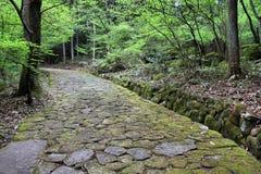 Nakasendo, Japan Stock Image