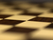 Nakashima Chess Board Stock Image