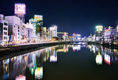 Fukuoka Royalty Free Stock Photography