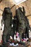 nakazowy bombowiec pomnik Obrazy Stock