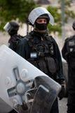 Nakba Day Clashes Royalty Free Stock Photos
