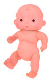 Naked baby doll Stock Photography