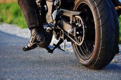 Naked Bike Stock Image