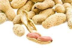 Naked peanut Royalty Free Stock Image