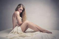 Free Naked Sensual Girl Stock Photo - 46743660