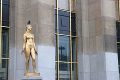 Naked statue Royalty Free Stock Image