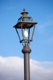 Naked street lamp classic Stock Image