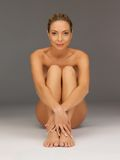 Naked woman Royalty Free Stock Images