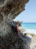 Naked woman Stock Photo