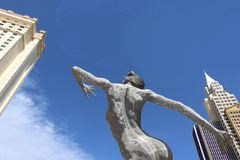 Naked woman statue Royalty Free Stock Photo