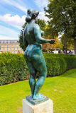 Naked women Statue - Paris Royalty Free Stock Photography
