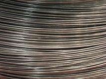 naken ståltråd för härva royaltyfria foton