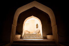 The Nakhl Fort in Al Batinah Stock Photos