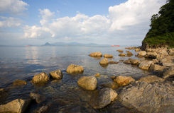 Nakhodka Bay Royalty Free Stock Images