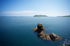 Nakhodka Bay Royalty Free Stock Photo