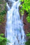 Nakhon Nayok sarikathailand vattenfall Royaltyfri Fotografi
