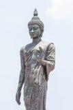Nakhon Pathom - Thailand, stort Buddhaanseende Arkivbilder