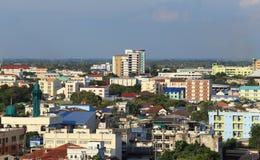 Nakhon Ratchasima Cityscape, Thailand Royalty Free Stock Image
