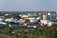 Nakhon Ratchasima Cityscape, Thailand Stock Photos