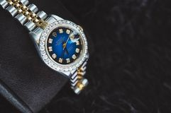 NAKHON RATCHASIMA TAJLANDIA, LIPIEC, - 31, 2018: Rolex ostrygi perpe Obrazy Royalty Free