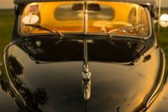 Nakhon Ratchasima, THAILAND - JUNI 13: De uitstekende auto Desoto is a Royalty-vrije Stock Afbeelding