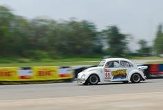 Autorennen in Thailand Stock Afbeeldingen