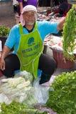 Nakhon Si Thammarat morning market Stock Photography
