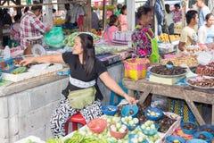 Nakhon Si Thammarat morning market Royalty Free Stock Photos