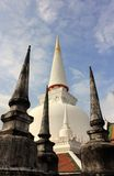 Nakhon si Thammarat. Wat phra that # travel # thailand royalty free stock photos
