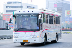 Nakhonchai air company bus no.18-2 Stock Images