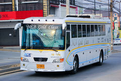 Nakhonchai air company bus no.18-176. Stock Images