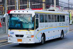 Nakhonchai air company bus no.18-176. Stock Image