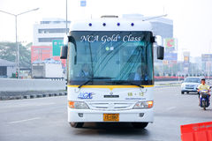 Nakhonchai air company bus no.18-15 Stock Image