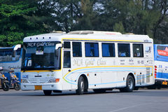 Nakhonchai air company bus no.18-85 Stock Images