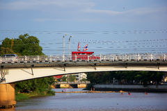 Nakhonping Bridge Stock Photos