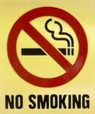 Nakhonratchasima, THAILAND - April 8, 2015 : Sign do not smoking Royalty Free Stock Photo