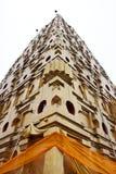 nakhonsawan pagoda thailand Arkivfoton