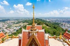 Nakhonsawan, Tajlandia obraz royalty free