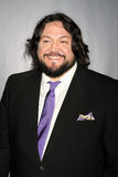 Nakia arriving at the Wrap Party for The  Royalty Free Stock Images