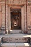 Nakorn Wat gates Royalty Free Stock Photos