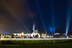 NAKORNPRATHOM,泰国 免版税库存照片