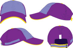 nakrętka kapelusz ilustracja wektor