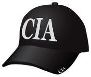 Nakrętka CIA Obraz Stock