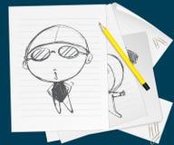 Nakreślenie ilustracji