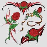 nakreślenie tatuaż ilustracji
