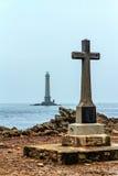 Nakrywa De Los angeles Haga, Normandy, Francja obraz stock
