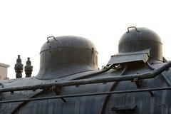 nakrywa lokomotywę Obraz Royalty Free